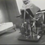 Child in Restraint Chair