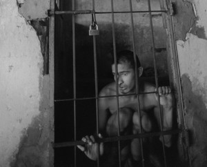 Jorge in Cell