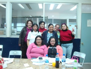 Women's Group of the Colectivo Chuhcan
