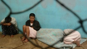 women locked in Guatemala psychiatric hospital