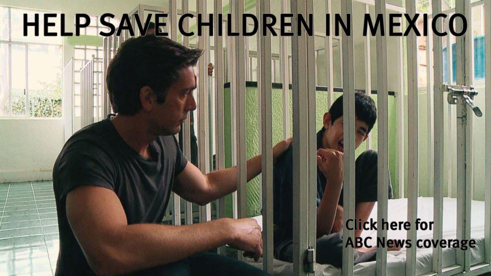 Help save children in Mexico