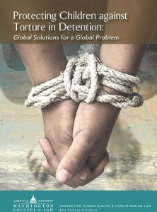Cover of book featuring photo of bound hands